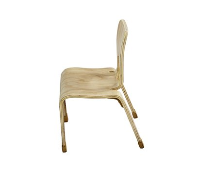 Ply wood children chair