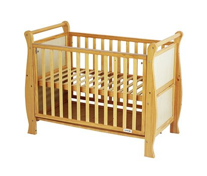 baby cot with handle