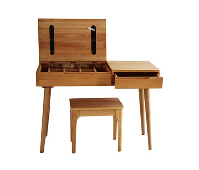 Wooden Dressing table and desk