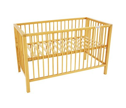 Adjustable baby cot