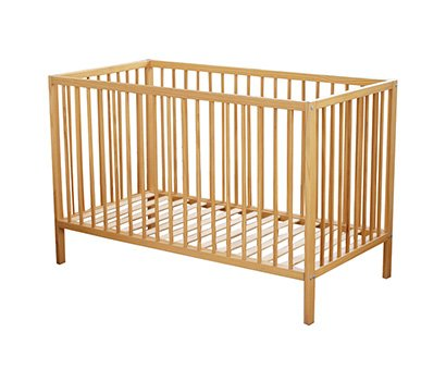 baby cot with playpen