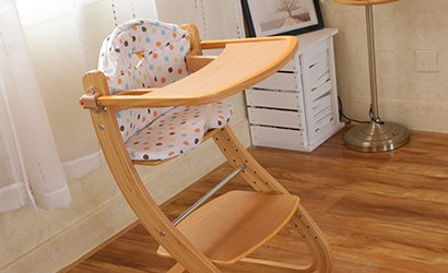 Getting your baby ready for a highchair!